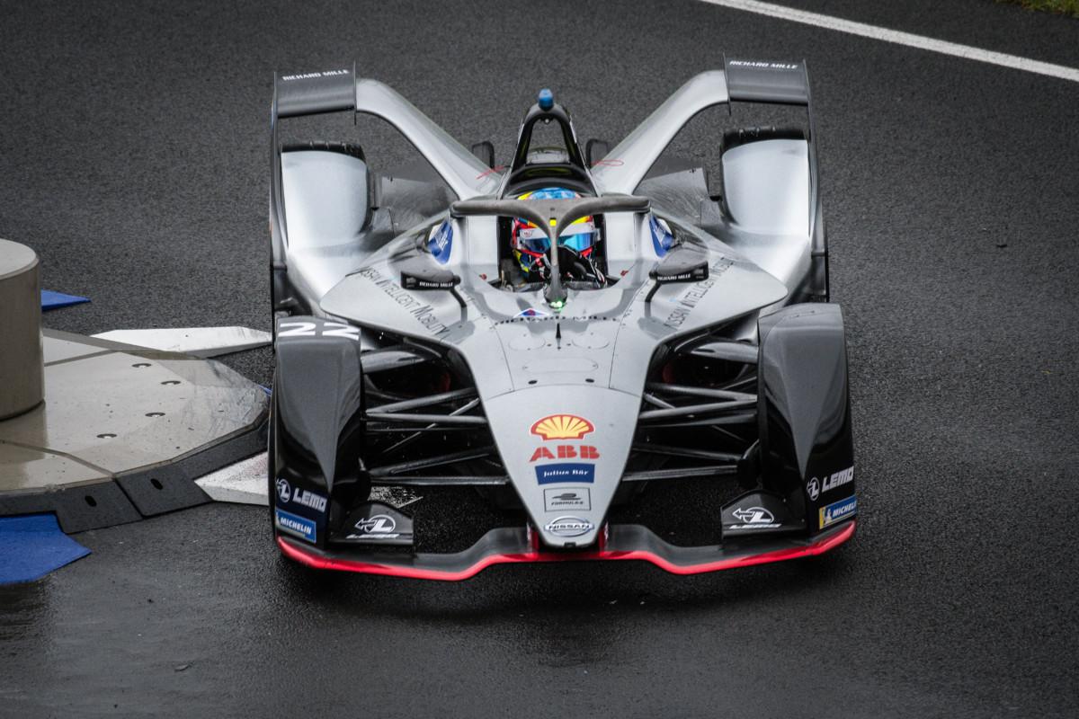 Formula E: Buemi e Rowland con Nissan e.dams