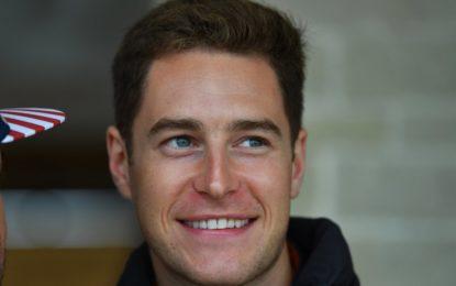 Vandoorne simulator driver Mercedes F1 nel 2019