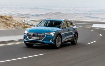 e-tron: aperti gli ordini della prima Audi elettrica