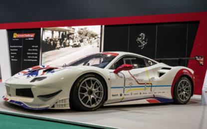 A Birmingham presentati Ferrari Challenge UK e Club Competizioni GT