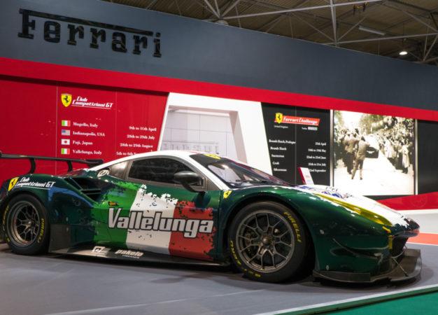 Club Competizioni GT: in pista 30 anni di Ferrari GT da corsa