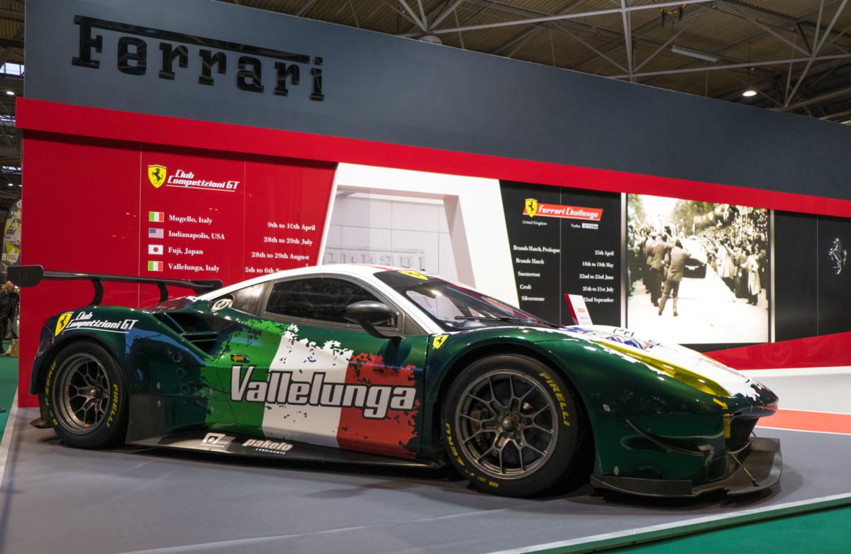 Club Competizioni GT: in pista 30 anni di Ferrari GT da cors