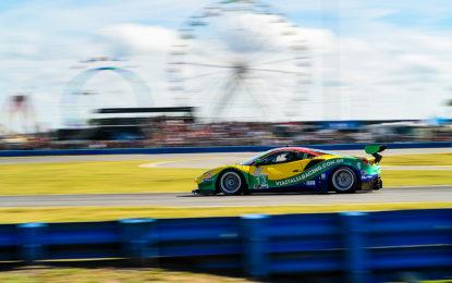 Daytona: una Ferrari in pole in classe GTD