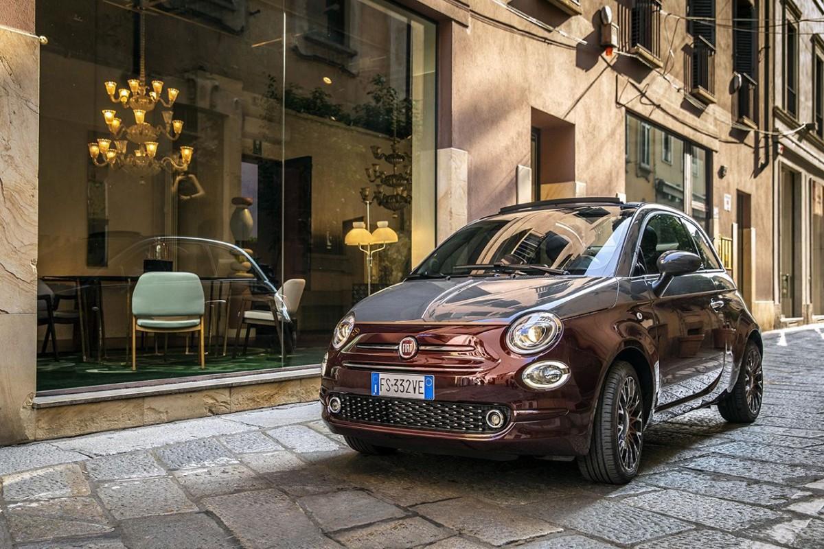 Fiat 500: record di vendite in Europa nel 2018