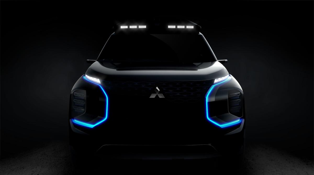 Mitsubishi a Ginevra con una concept innovativa