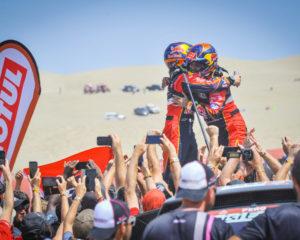 Al-Attiyah e Price vincono la Dakar 2019