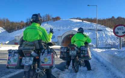 ANLAS e Rider2World: dalla Turchia all'Agnellotreffen