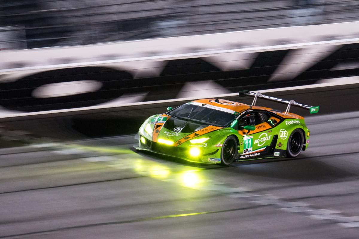 Lamborghini nella storia a Daytona