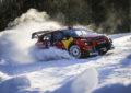 La C3 WRC pronta per la sfida del Principato