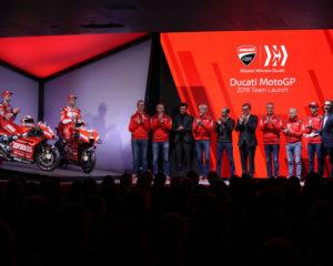 Presentato il team Mission Winnow Ducati 2019