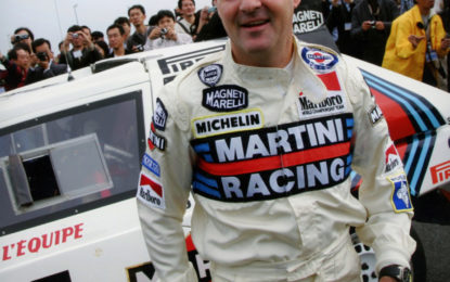 SPARCO e Biasion alla FIA Hall of Fame