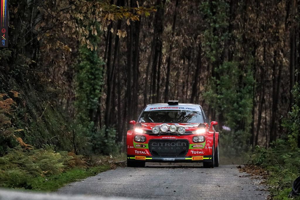 Citroën Italia nel Campionato Italiano Rally 2019