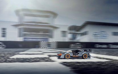 McLaren Senna LEGO Speed Champions