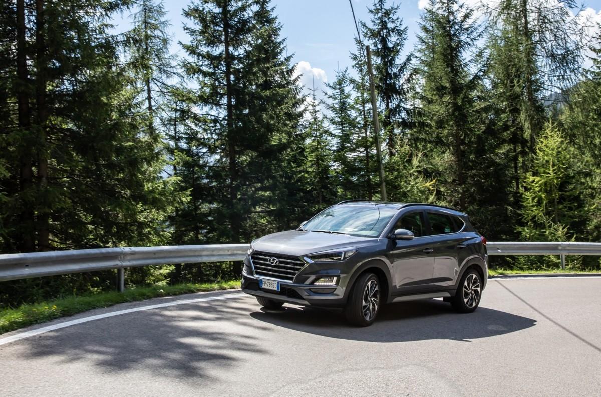 Hyundai Tucson Life Configurator