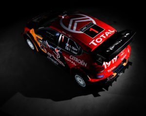 Citroën Total World Rally Team: la nuova C3 WRC