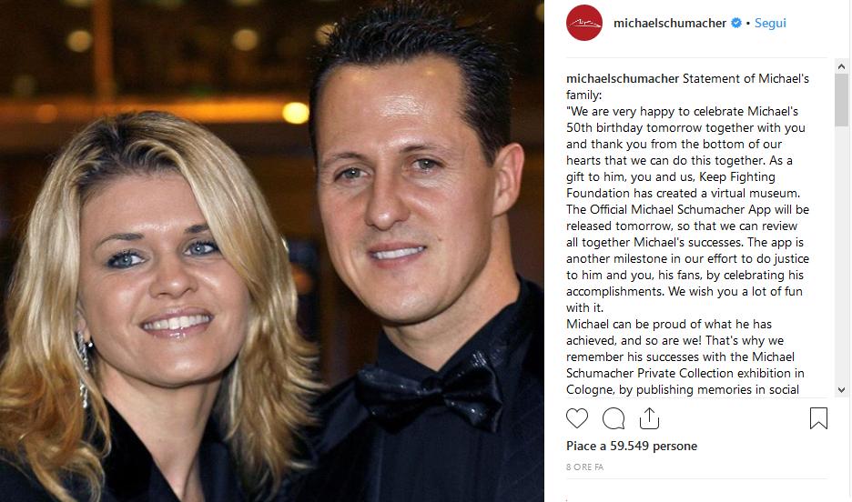Screenshot_2019-01-02 Michael Schumacher su Instagram Statement of Michael's family We are very happy to celebrate Michael'[…](1)