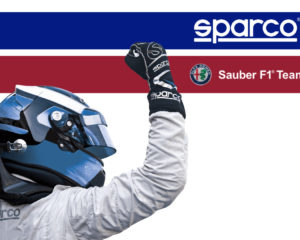 SPARCO Official Partner Alfa Romeo-Sauber Team