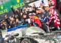 Alonso e i suoi compagni del team WRT vincono a Daytona