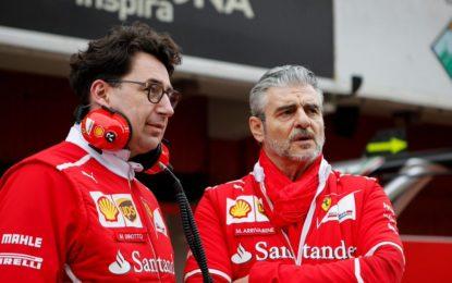 Arrivabene-Binotto: l'annuncio ufficiale Ferrari