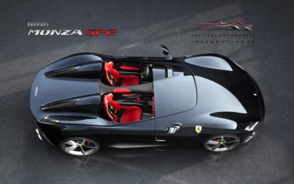 Ferrari Monza SP2 supercar più bella del 2018