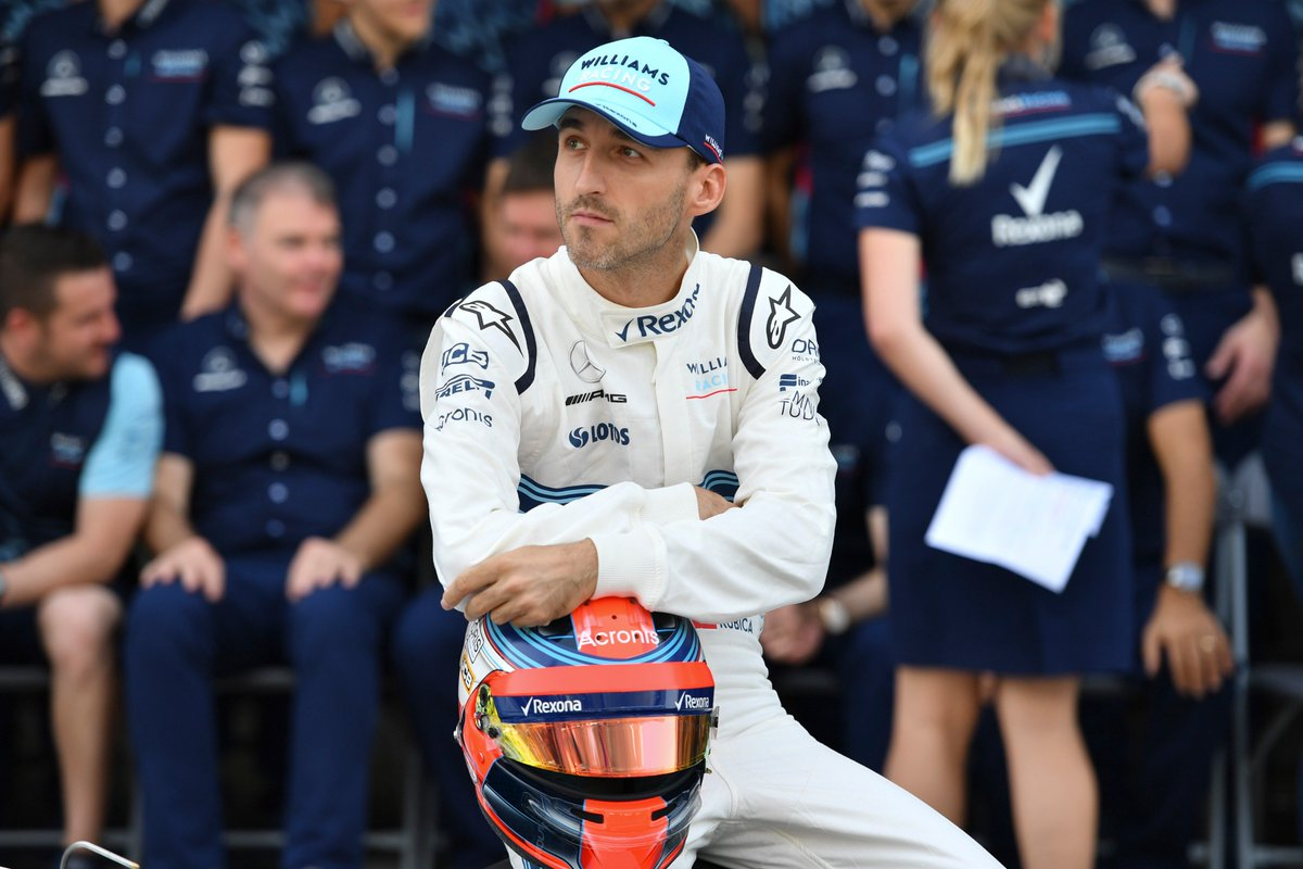 Per Kubica la sfida sarà restare in F1. Williams permettendo
