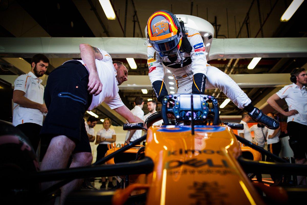La McLaren 2019 sarà ancora papaya