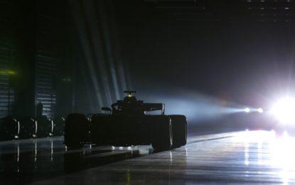 La Mercedes W10 si svela il 13 febbraio