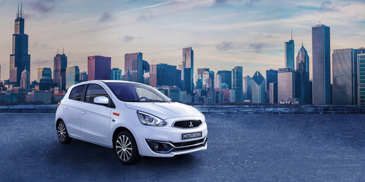 Mitsubishi Space Star Funky, anche GPL