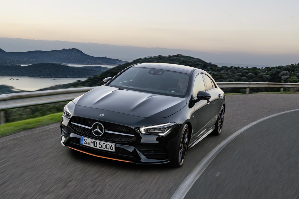 Nuovo Mercedes-Benz CLA Coupé