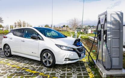 Progetto EVA+: 130 stazioni di ricarica fast recharge