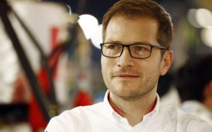 Andreas Seidl managing director McLaren F1