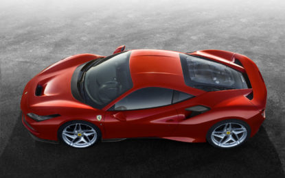 Ferrari F8 Tributo: anteprima pre-Ginevra
