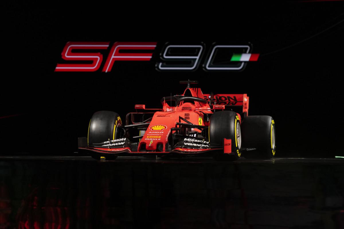 Signore e signori, ecco a voi la Ferrari SF90