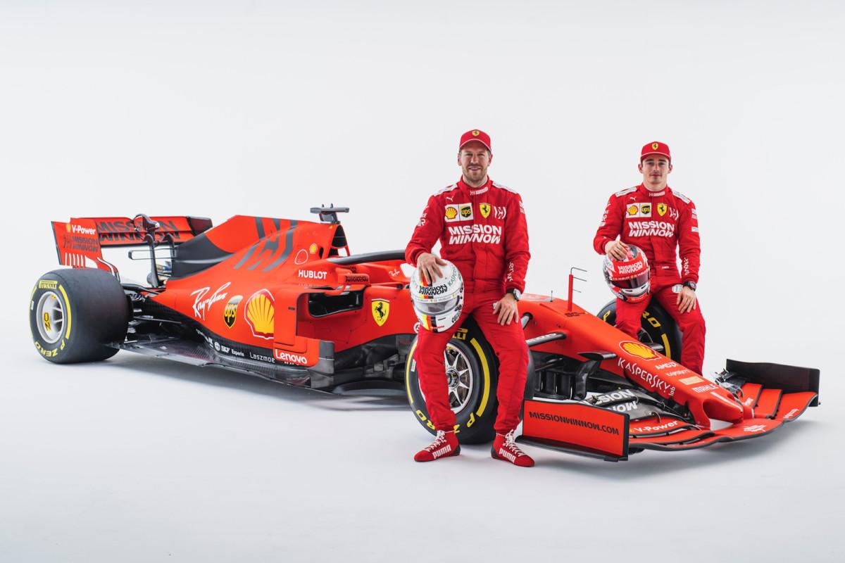Test: a Barcellona per la Ferrari comincia Vettel