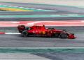 Vettel conclude il primo test con altri 134 giri