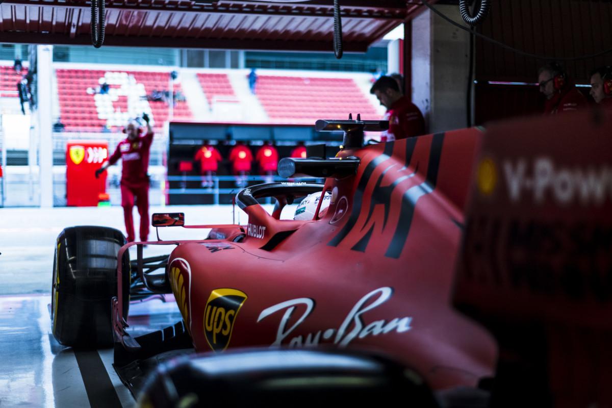 Test F1: entrambi i piloti Ferrari in pista ogni giorno
