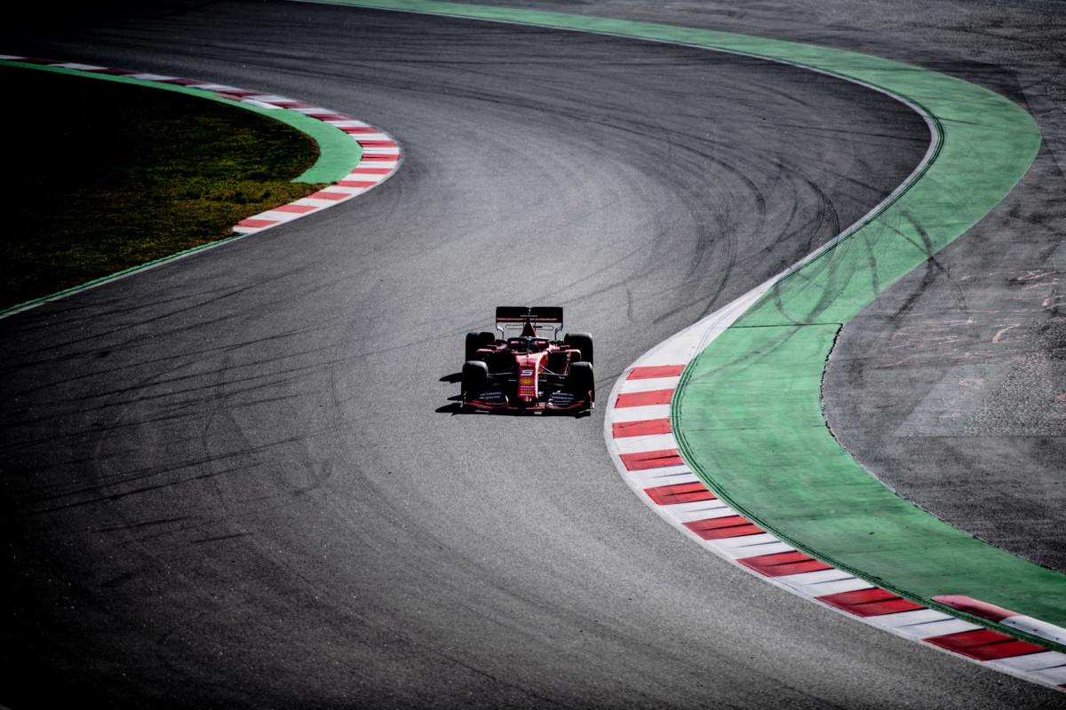 Un problema meccanico ferma il mercoledì Ferrari