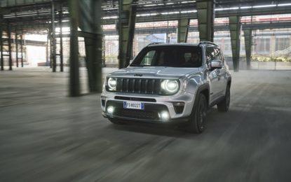 """Nuova Jeep Renegade """"S"""", ancora più sportiva"""