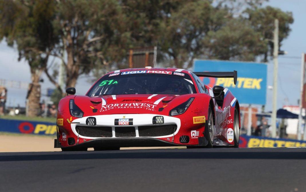 12 Ore di Bathurst: vittoria Ferrari in classe Pro-Am