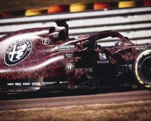 Shakedown per Alfa Romeo Racing a Fiorano