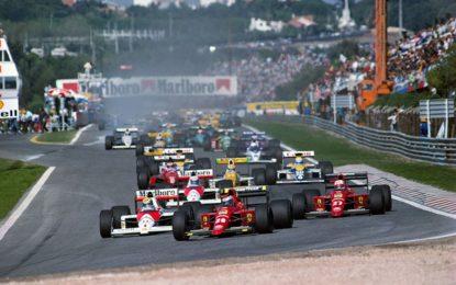 Formula 1 1989 vs 2019: 30 anni fa, 20 team e 46 piloti