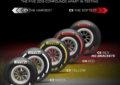 Pirelli F1: cinque mescole ma solo tre colori nei test