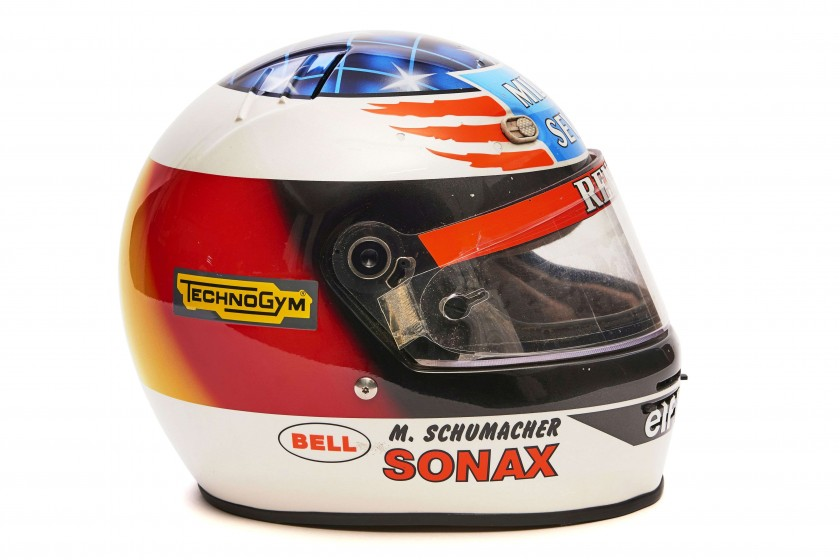 Quanto costa un ricordo di Senna o Schumacher?
