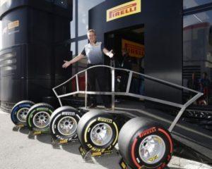 Tutte le novità della gamma Pirelli F1 2019