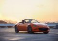 Mazda MX-5 30th Anniversary Edition in Racing Orange