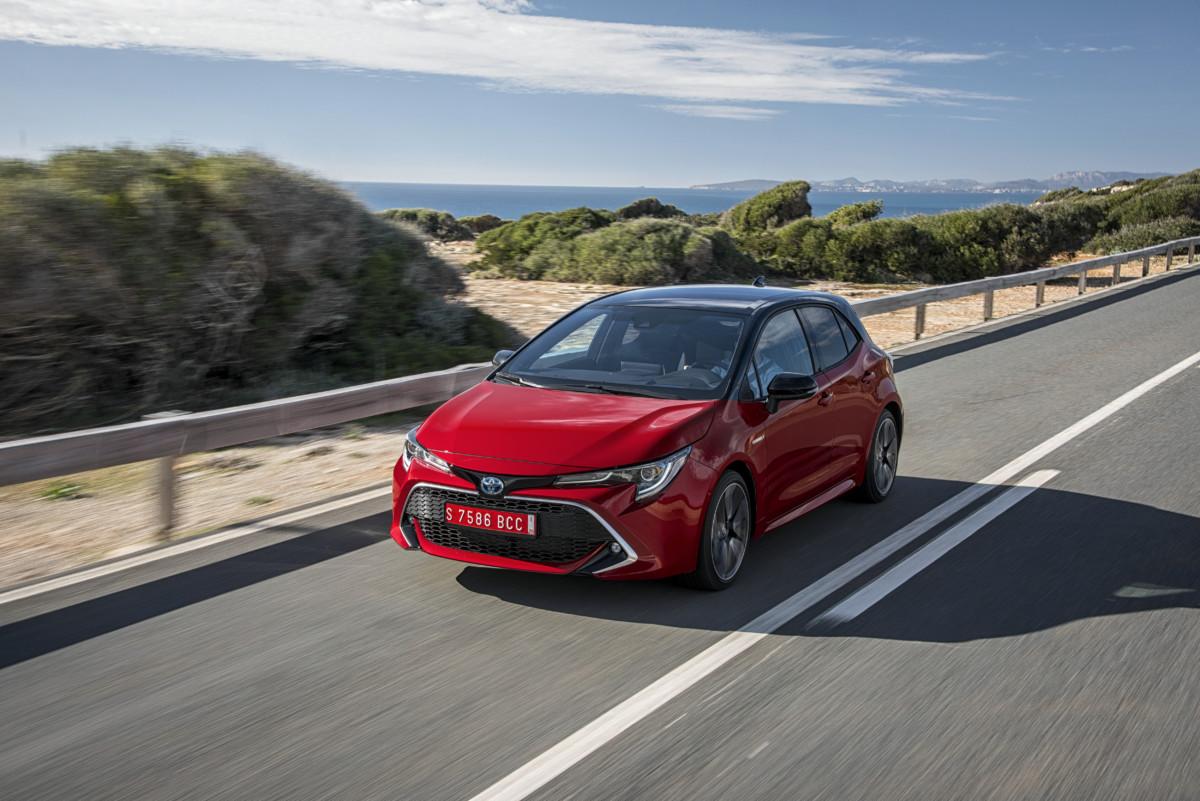 Toyota presenta la Nuova Corolla