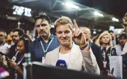 """Rosberg: """"Ci sono stati momenti in cui ho avuto paura"""""""