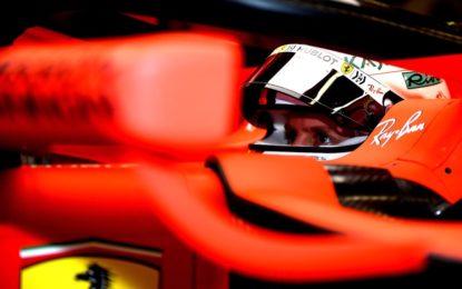 Vettel: nessuna rivoluzione in Ferrari
