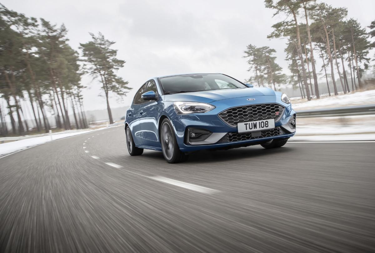 Nuova Ford Focus ST: prestazioni e sicurezza al top