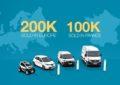 Renault: 200.000 veicoli elettrici venduti in Europa
